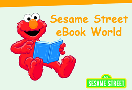 Sesame Street eBook World
