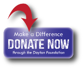 Make a difference donate now through the Dayton Foundation