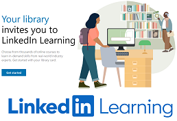 Library access to LinkedIn Learning