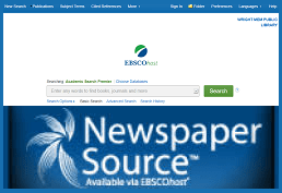 Visit Newspaper Source