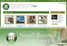 Access Small Business Reference Center