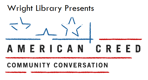 American Creed community conversation