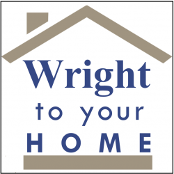 Wright to your home