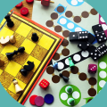 Chess and boardgame pieces