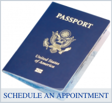 Passport Sign Up